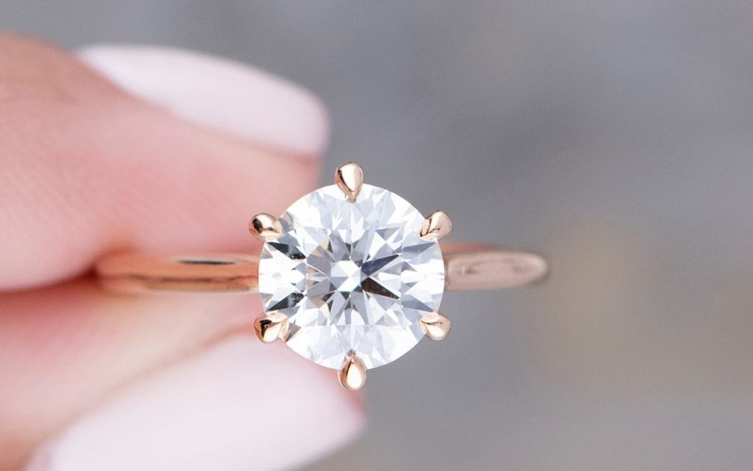 How to Stay On Budget When Engagement Ring Shopping