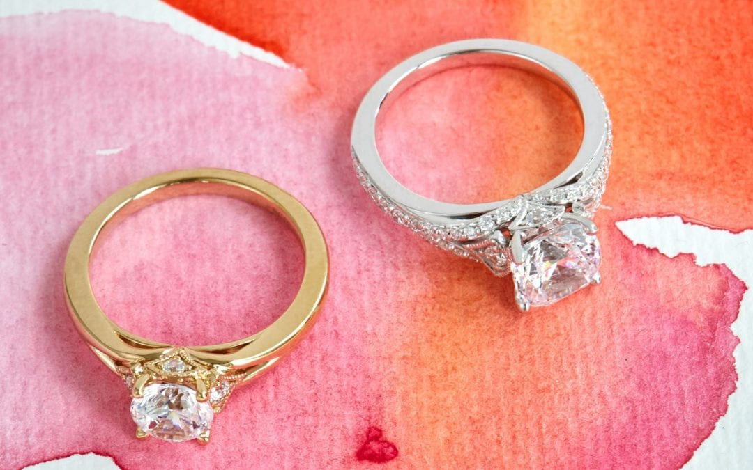 Get Engaged This Fall with Casa D'Oro Jewelers