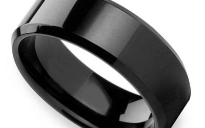 What Does A Black Wedding Band Mean?