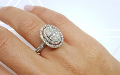 Can You Add A Halo To A Diamond Ring?